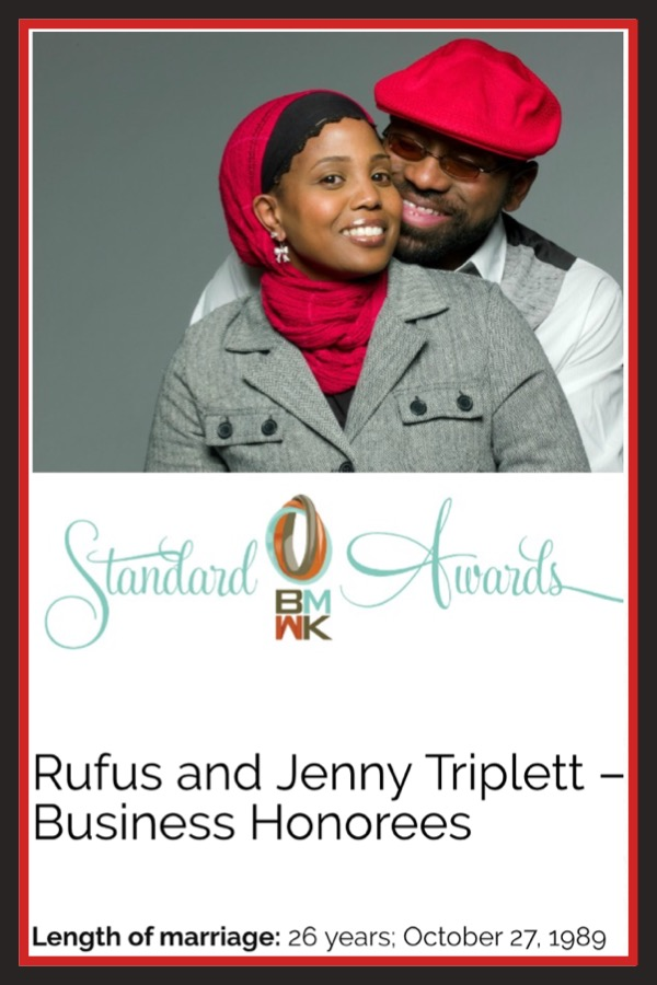 Black and married with kids, jenny triplett, rufus triplett, Ebony Magazine, Couple of the Year, surviving marriage, wedded bliss, rufus and jenny, ronnie and lamar