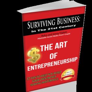 The Art of Entreprenuership on Rufus and Jenny Triplett.com