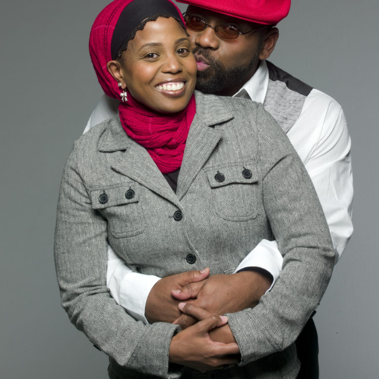Jenny and Rufus Triplett, Ebony Magazine's Couple of the Year and co-hosts of the Prisonworld Radio Hour